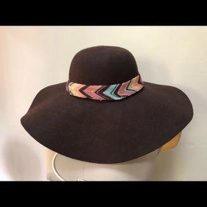 Missoni for Target felted hat
